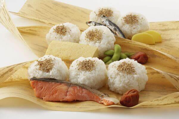 米屋のおにぎり屋菊太屋米穀店 弁当3種