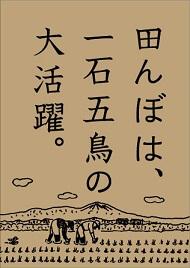 田んぼは、一石五鳥の大活躍。